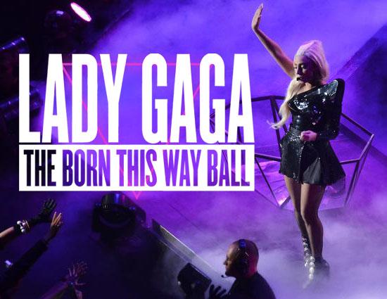 Lady Gaga estará en Colombia, y en Rusia.