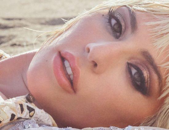 Lady Gaga en la portada de la revista Elle (Noviembre)