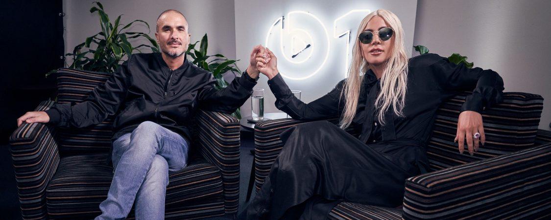 Entrevista de Lady Gaga en Beats 1