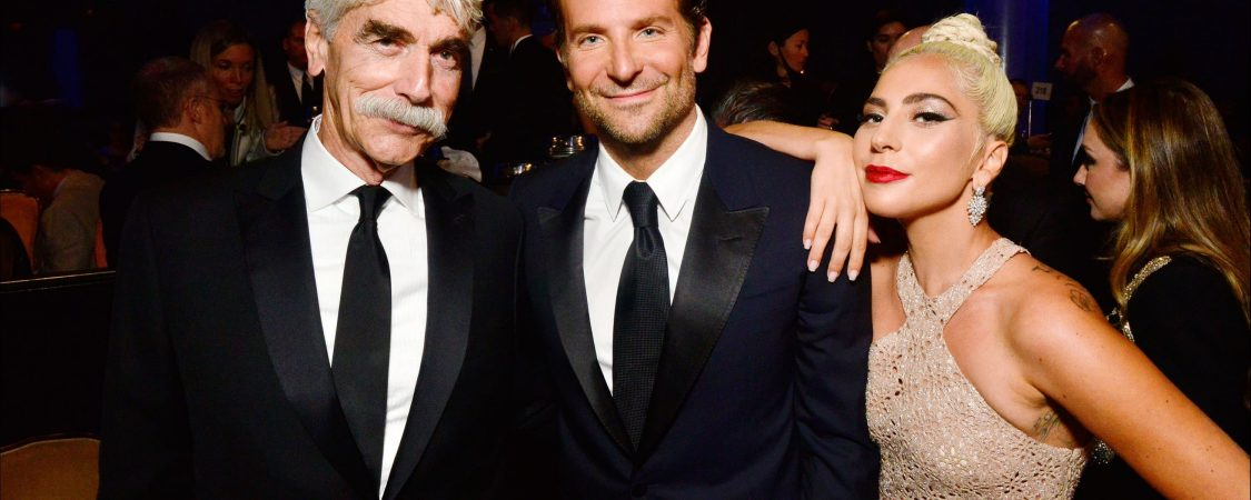 Lady Gaga honora a Bradley Cooper en la 32a American Cinematheque Awards