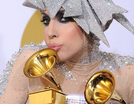 Lady Gaga obtiene 5 nominaciones a los premios Grammy