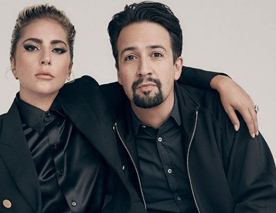 Lady Gaga y Lin-Manuel Miranda hablan sobre 'A Star is Born' y 'Mary Poppins' para Variety