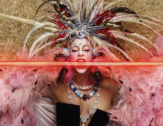 Lady Gaga en la portada de V Magazine #118
