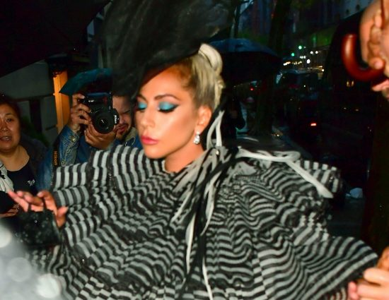 Lady Gaga en Nueva York (5 de Mayo 2019)