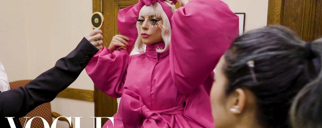 Video: Preparación de los looks de Lady Gaga para la Met Gala