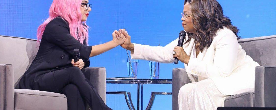 Lady Gaga habla sobre Salud Mental con Oprah