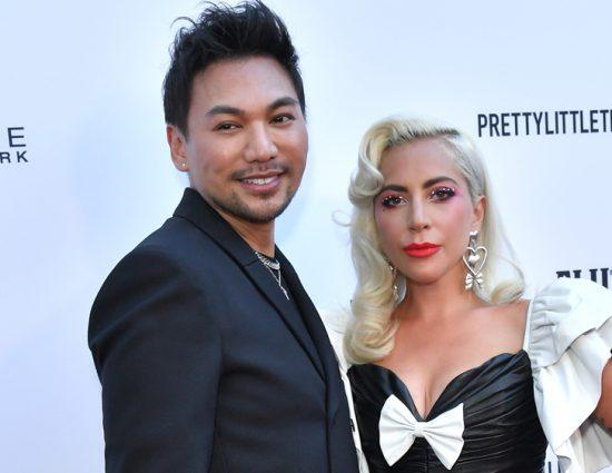 Frederic Aspiras Habla sobre su trabajo con Lady Gaga