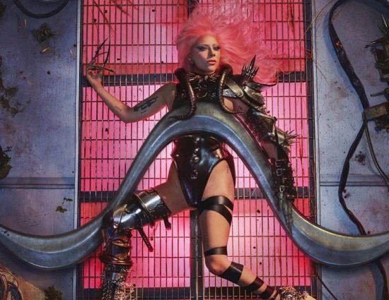 Lady Gaga revela la portada oficial de Chromatica