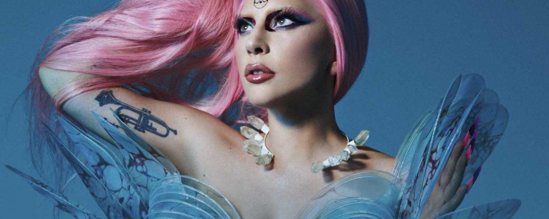 Lady Gaga es entrevistada por TVGROOVE