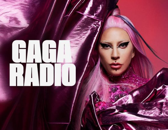 "Lady Gaga anuncia ""GAGA RADIO"""