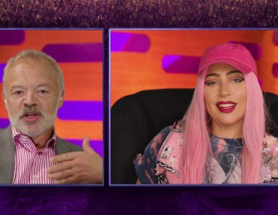 Lady Gaga entrevistada por Graham Norton