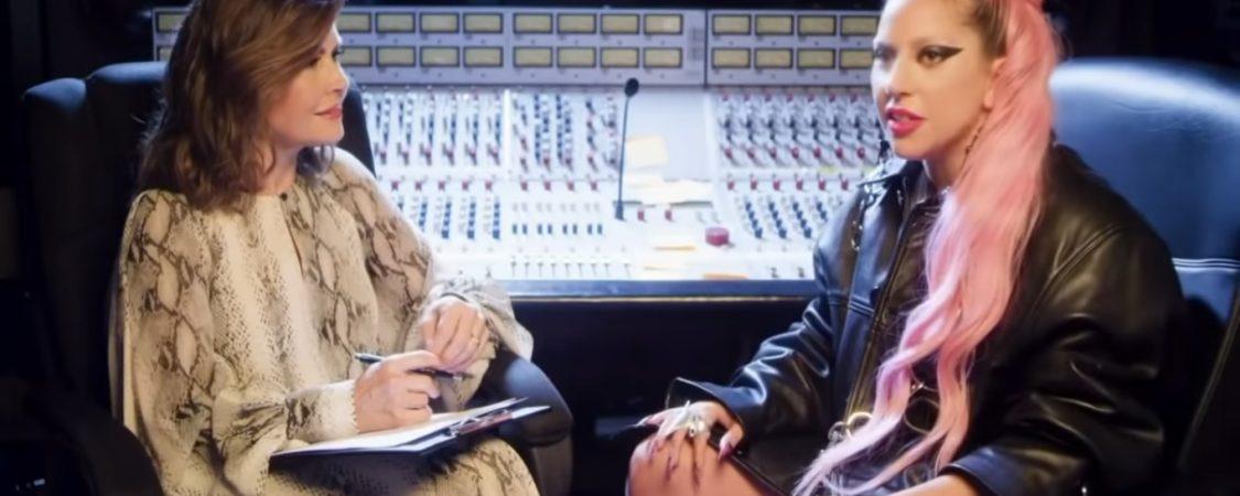 Lady Gaga entrevistada por The Project (Australia)
